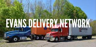 Evans Delivery | Truckload, Flatbed, & Intermodal Trucking Company