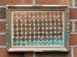 35 Extraordinary Beautiful DIY Penny Projects With A Shinny Copper Vibe Homesthetics Decor 8