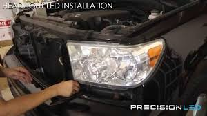 toyota tundra led headlights do it yourself install 2nd 2007