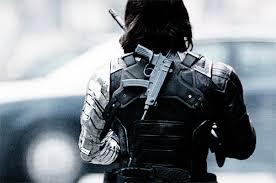 5k Captain America G Bucky Barnes Winter Soldier Ws C2