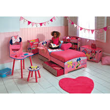 Mickey Mouse Bedroom Curtains by Grey And Pink Wall Mickey Mouse Room Decorating Ideas With Pink