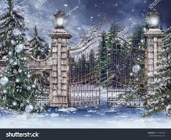 Frontgate Christmas Trees Uk by Christmas Tree Gate Pin By Shannon Hughes Devivo On Christmas