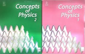 Concept Of Physics Set Vol 1 2 By HC Verma