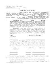 Board Resolution Opening Bank Account Sample Board Resolution