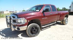2003 Dodge Ram 3500 Crew Cab Pickup Truck | Item DA6802 | SO...