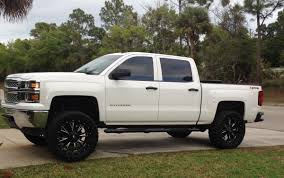 100 Chevy Trucks 2014 Silverado Crew Cab 4x4 Lifted SOLD The Hull Truth
