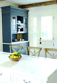 Bar Hutch Cabinet Coffee Kitchen