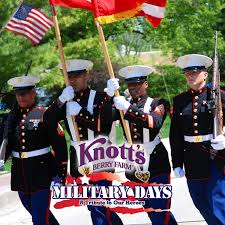 Knotts Berry Farm Halloween Hours by Knott U0027s Berry Farm Free Admission To U S Veterans Retired And