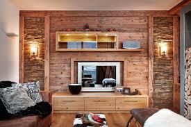 sun wood by bonomi pattini archello rustic living room