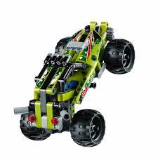 100 Lego Technic Monster Truck LEGO Desert Racer Walmartcom