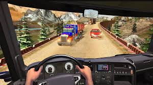 100 Truck Driver Game 18 Wheeler Big Simulator 2018 Android