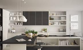 White Kitchen Idea Grey And White Kitchen Design Ideas Design Cafe
