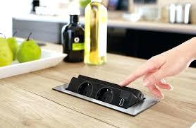 prise pour ilot central cuisine prise electrique ilot central prise pour central cuisine bloc prise