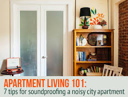 Sound Dampening Curtains Toronto by 7 Ways To Soundproof A Noisy Apartment 6sqft