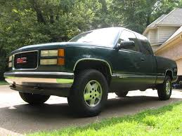 1995 GMC Sierra 1500 - Information And Photos - ZombieDrive