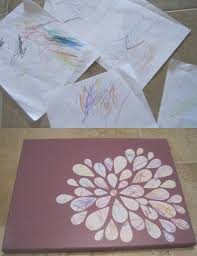 Easy DIY: Turn Toddler Scribbles Into Art | Future, Craft And Crafty Origami Money Envelope Letterfold Tutorial How To Make A Paper Make In 5 Minutes Best 25 Envelopes Ideas On Pinterest Diy Envelope Diyenvelope Heart Card Gift For Boyfriend How Fold Note Into Secretive Envelope Cute Creative But 49 Awesome Diy Holiday Cards Easy Christmas Crafts Martha Stewart Teresting At Home Home Art