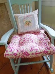 Pink Chair Cushion, Kumari Garden Bedding, Tufted Pad, Marala, Trendy, Baby  Nursery Rocker, Kids Rocking Chair 16 Inch, Rocker, Girl Decor Rocking Chair Cushion Set Theodore Alexander Ding Room Country Lifestyle Arm Best Baby Bouncer Chairs The Best Uk Bouncers And Deals Sales For Fniture Cushions Bhgcom Shop Seat Pads Quilted Memory Foam With Ties Birthing Chair Wikipedia Chairs Patio Home Depot Amazoncom Office Stain Resistant Gripper Kitchen Wayfair