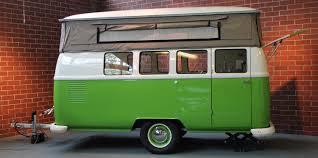 Dub Box Multi Functional Vintage VW Retro Styled Trailer