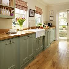 light blue backsplash country cottage kitchen accessories six gray