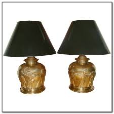Frederick Cooper Antique Table Lamps by Vintage Frederick Cooper Brass Lamp Lamps Home Decorating