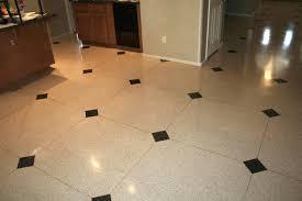 Terrazzo Floor Tile Size