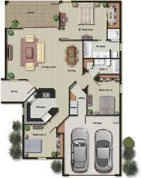 Building Floor Plan Colors 3d U0026 2d Models Services Fivesquid
