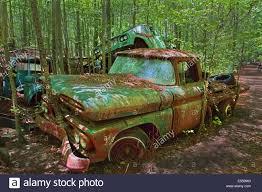 100 Junk Truck Rusted Junk Truck In Old Car City In White Georgia Stock