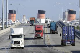New California Labor Rules Spur Higher Trucking Fees - WSJ U Pack And Abf Moving Solutions Lvo Vnl 670 Freight Abf Freight Forms Documents Arcbest Logistics Company Profile Global Trade Trucking Estes Tracking Yrc Worldwide Wikipedia Abs Muckgreenidesignco Hts Systems Orders Of 110 Units Are Shipped Parcel Delivery Using Smartlinesllc Competitors Revenue Employees Owler Drivers From Qualify For National Truck Driving