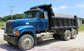 100 Used Dump Truck For Sale 2001 Mack CH613 Dump Truck Item J5972 SOLD July 30 Cons
