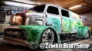 100 Truck Shop Zombie Body Combines 5 S Into BIG BANDIT