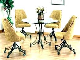 Dinette Chairs 3 Small Kitchen Table