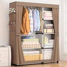 lieferung normalen diy vlies falten tragbare lagerung möbel wenn die viertel schrank schrank schlafzimmer möbel schrank