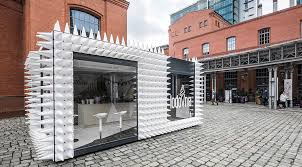 100 Studio Mode Lina Covered Mobile Ice Cream Shop With Thousand