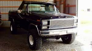 1980 Ford F150 460 V8 Lifted 4x4 - YouTube