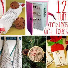 12 Fun Christmas Gift Ideas The Scrap Shoppe