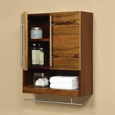 Interior Design For Stylish Bathroom Wall Cabinet Decolav 5255 Wht