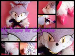 blaze the cat plush purpleblazethecat 1 blaze fan deviantart