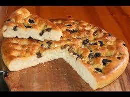 recette du focaccia un italien