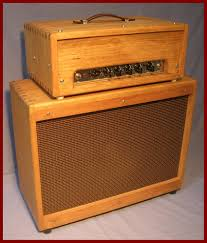 Fender 2x10 Guitar Cabinet by Dovetailed Pine Replacement Cab For Fender Blues Junior Jr Amplifier