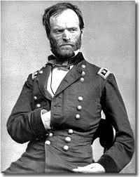 US General William Tecumseh Sherman Scourge Of Georgia