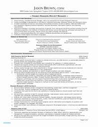 Construction Project Manager Resume Examples Templates Myacereporter