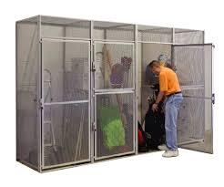 Bulk Storage Lockers