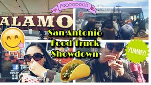 San Antonio Food Truck Showdown | Food Review😋 - YouTube