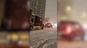 100 Truck Pulls In Missouri Pickup Truck Pulls 18wheelers Out Of Snow WPXI