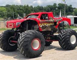 Hartsock Headlines First Monster Truck Show At Fairgrounds