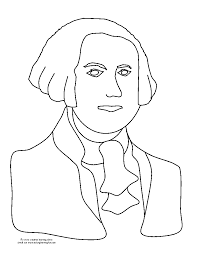 George Washington Carver Coloring Page Image Nivucolorhd Line Drawings