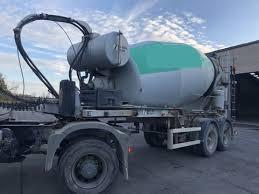 100 Concrete Truck Capacity STETTER STETTER MIXER 10 M Mixer Semi Trailer Snlcom