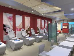 11 Nail Spa Designs Salon Commercial Ideas Joy Studio Design