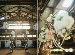 Barn Wedding Ceremony Decorations