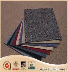Carpet Bureau by 100 Nylon 60x60 Office Commercial Decorative Carpet Tiles 100